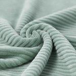 Knitted-corduroy-BEEBS-vintage groen