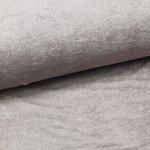 bamboebadstof taupe grijs