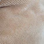 camel bruin bamboe katoen fleece 2 kleurig (3)