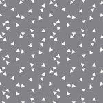 grijs wit triangel