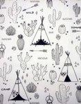 VERPLAATSEN  VERWIJDEREN  Swessie tipi & kaktus kleurboek