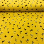 flamingo tricot beebs geel