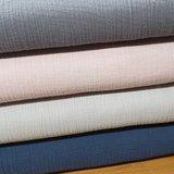 uni hydrofiel oud roze licht jeans blauw licht en donker grijs