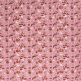 schattige vosjes roze.