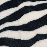 zebra wellness fleece