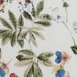 katoen digitaal bedrukt veldboeket botanisch (1)