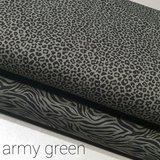 army zebra en panterje tricot