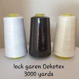 army groen (donker) lockgaren - 825 - 4x klos_