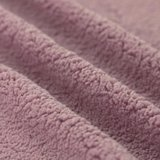 BEEBS baby teddy stof oud roze