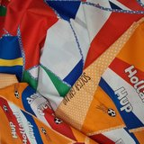 vlaggenlijn voetballen eu cup