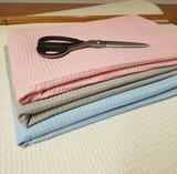 wafel blauw roze ecru grijs