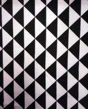 zwart wit vaste triangel