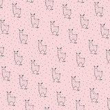lama hydrofiel roze