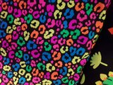 neon panter tricot