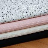 confetti off white zwart udi poeder roze wafel en met ecru wafel