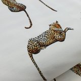 luipaard paneel close up