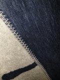 ledikant deken navi grijs