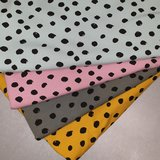 painted dots tricot BEEBS divers