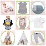 baby legging patroon maat 50 t/m 74_