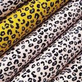roze en oker luipaard rondjes tricot poppy (2)
