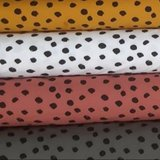 painted dots tricot