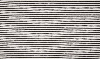 zwart wit ongelijke strepen - streep