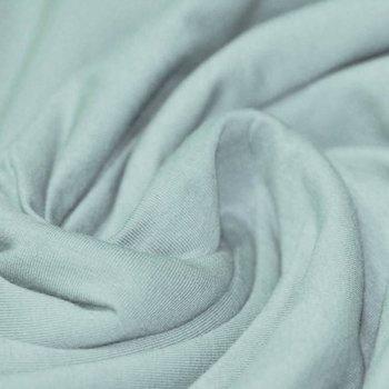 tijdelijk bijna op - Zee groen (mint) uni - tricot
