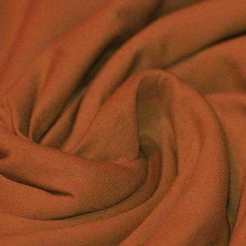 cognac uni - tricot