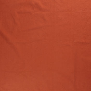 terracotta roest wafeltjes uni katoen