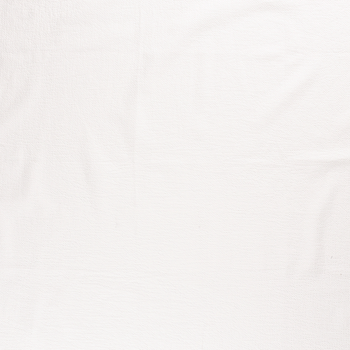 wit (off white) wafeltjes uni katoen