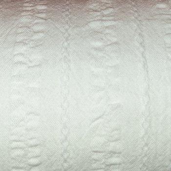 wit (off white) twill strepen uni katoen
