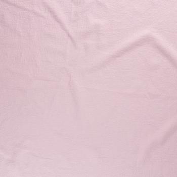 oud roze (licht) wafeltjes uni katoen