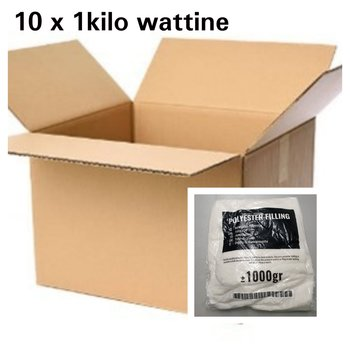 vulling - wattine (10x vacuum zak) 1000 grams