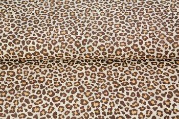 beige camel tinten luipaard cheetah