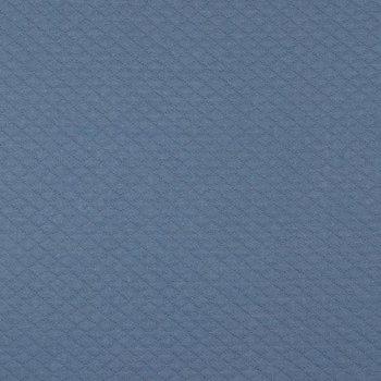jeans blauw donker wafeltjes gevoerde tricot