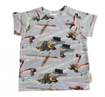 t-shirt patroon (jongen en meisje) maat 116 t/m 128