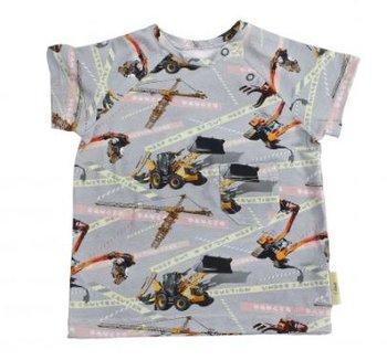 t-shirt patroon (jongen en meisje) maat 50 t/m 68