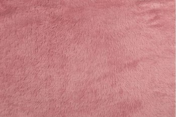 oud roze wellness teddy double face - teddy fleece