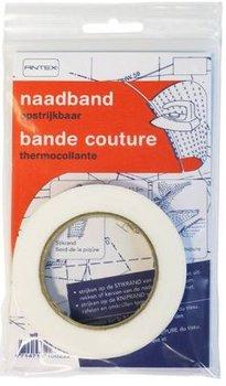 wit naadband vlieseline - strijkband naden