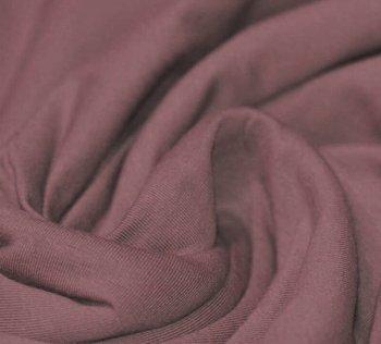 mauve (oud) uni - tricot