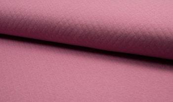 oud roze wafeltjes gevoerde tricot