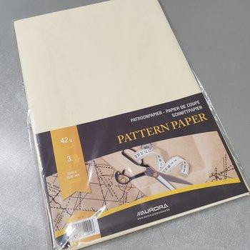 patroonpapier 100x150cm (set 3 vellen)