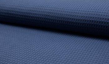 jeans blauw wafel