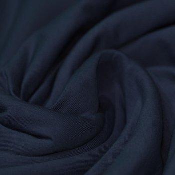 donker blauw (marine) uni - tricot