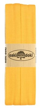 geel (oker) tricot biasband 2cm - (3meter)