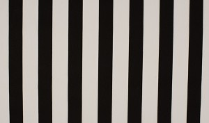 zwart wit dikke strepen - streep