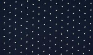 donker blauw wit kleine ster