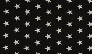 zwart wit grote ster