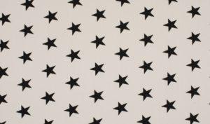 wit zwart grote ster