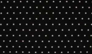 zwart wit kleine ster